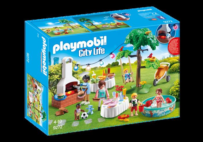 Playmobil 9272 inaugurační párty