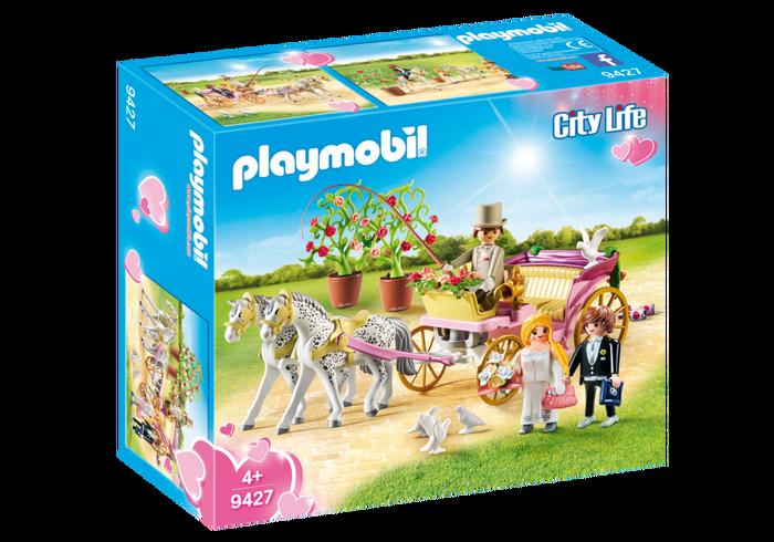 PLAYMOBIL® 9427 svatební kočár