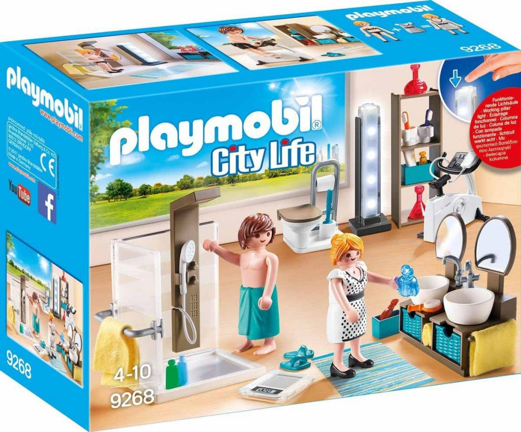 Playmobil 9268 Koupelna
