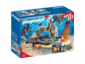 Playmobil 70011 SuperSet SEK-team potápěči
