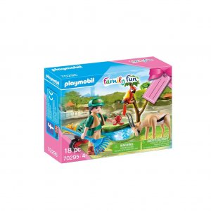 Playmobil 70295 set zoo