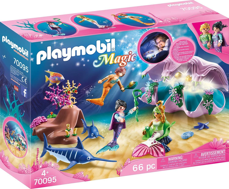 PLAYMOBIL ® 70095 Svítící Noční Perla