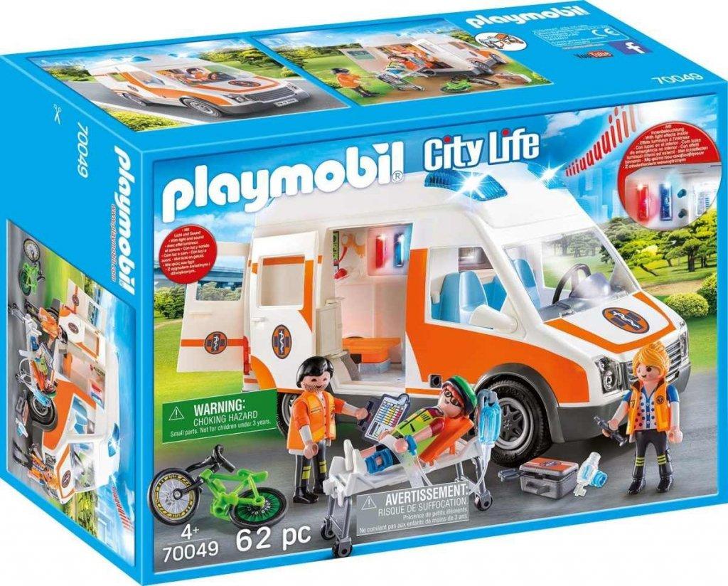 PLAYMOBIL ® 70049 Záchranné auto