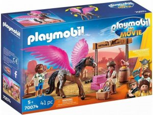 PLAYMOBIL 70074 THE MOVIE Marla, Del a kůň s křídly